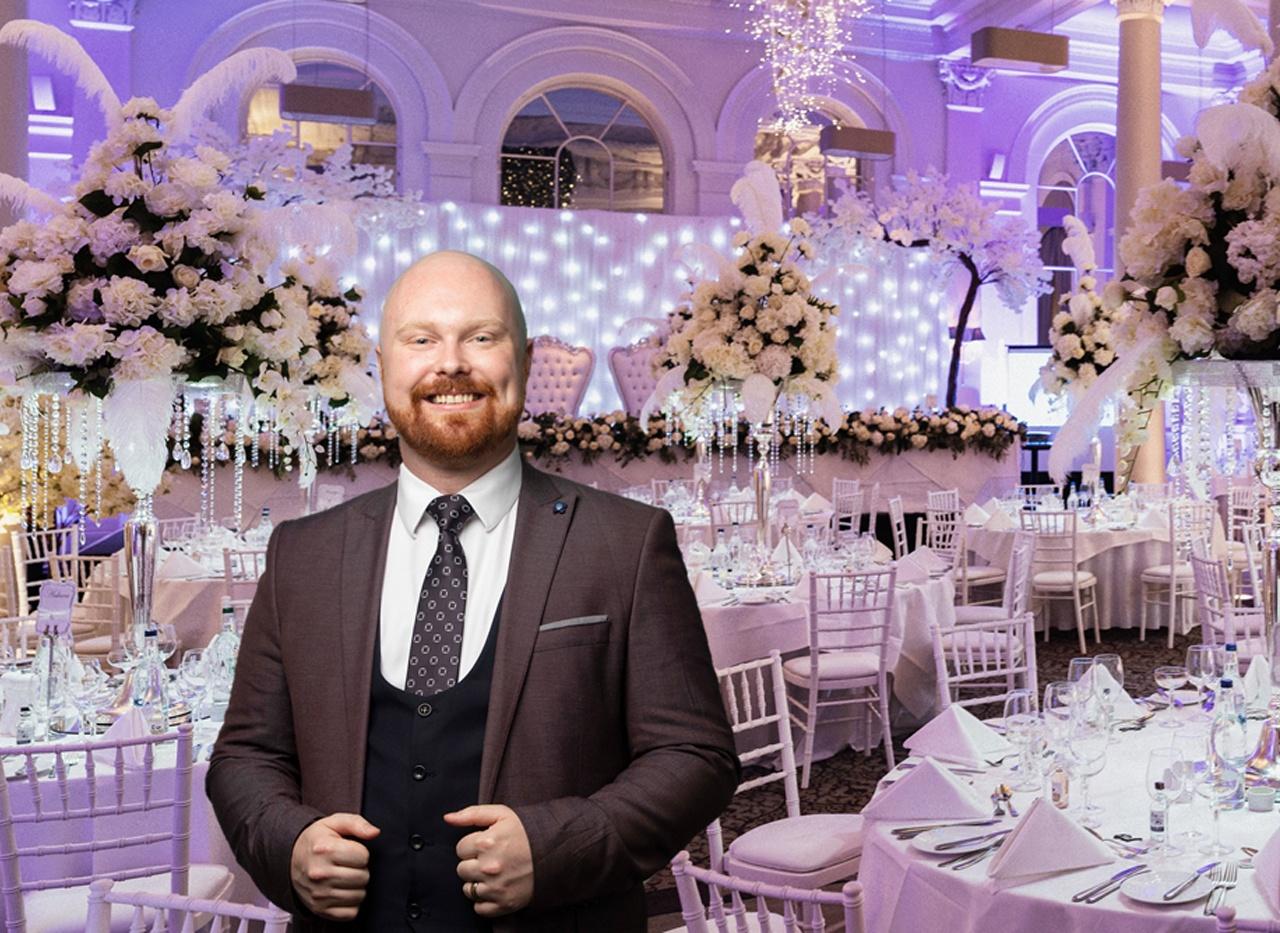 The Wedding Guru Oskar
