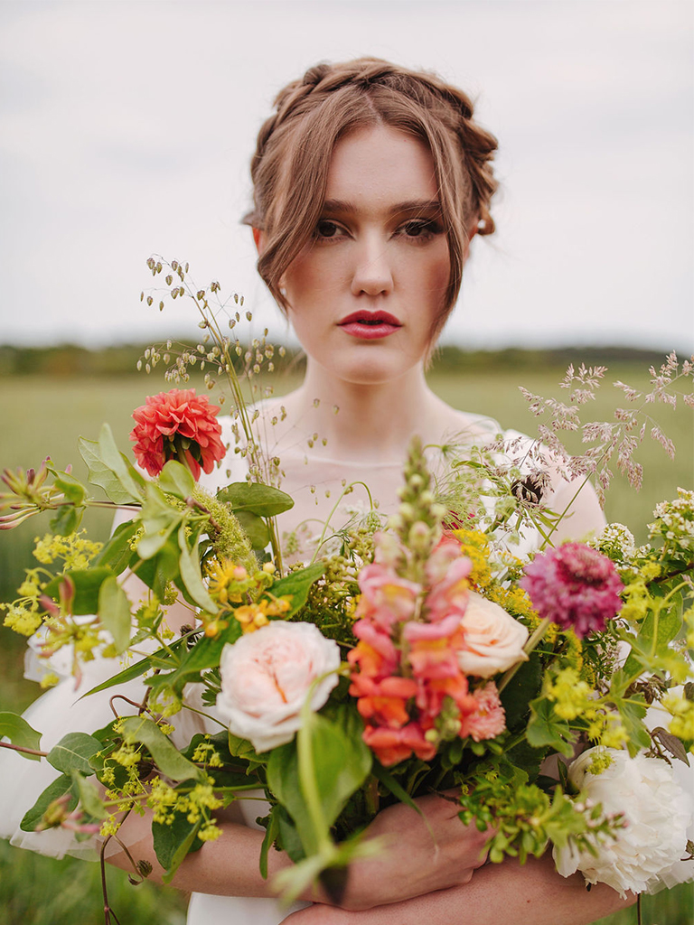 Laura A Tiliman Photography styled photoshoot at The Rhynd