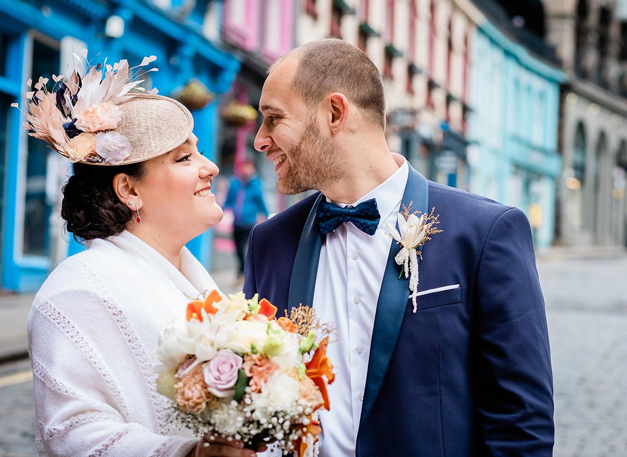 Fern Photography - Scottish wedding