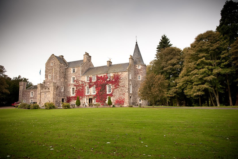 Fernie Castle - minimoon